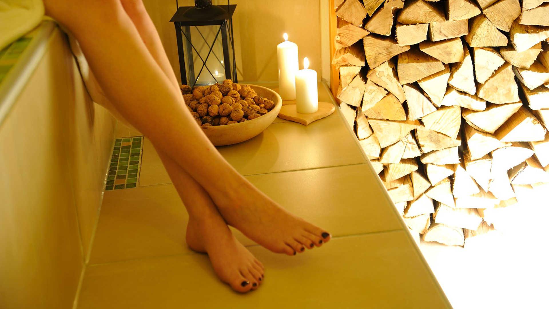 Fußpflegen bei Well Nature