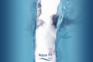 Aqua Fit Wasserstrahlmassagen als Wellness Anwendung
