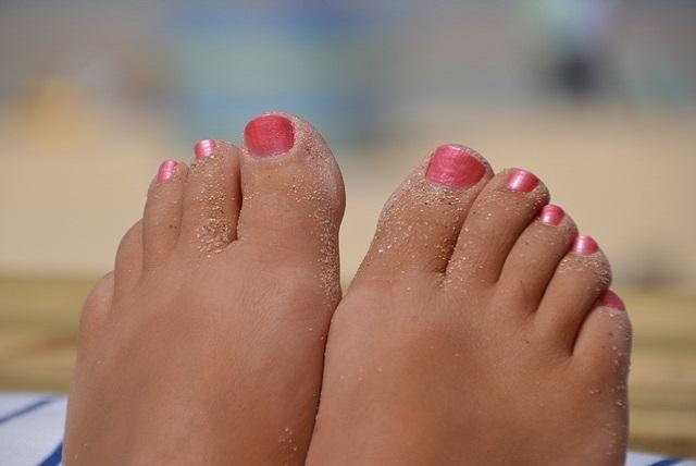 Beauty-Fußpflege