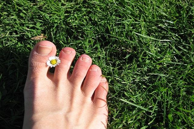 Fußpflegen