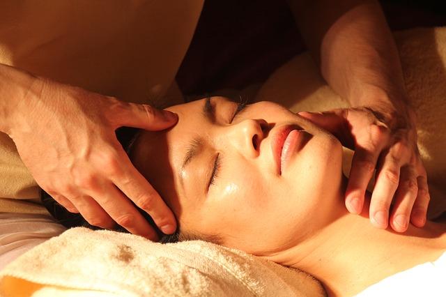 Harmonie-Kopfmassage
