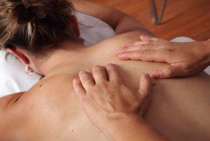 Bei Well Nature die beste Rückenmassage geniessen