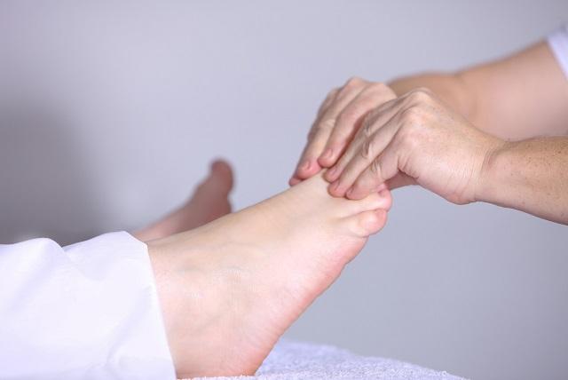 D-Tox Fussreflex-Massage