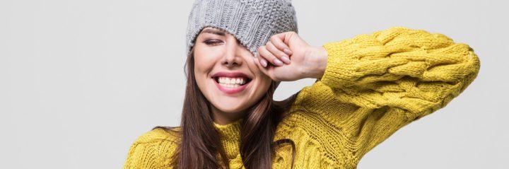 Von Experten empfohlen: Die richtige Gesichtspflege im Winter